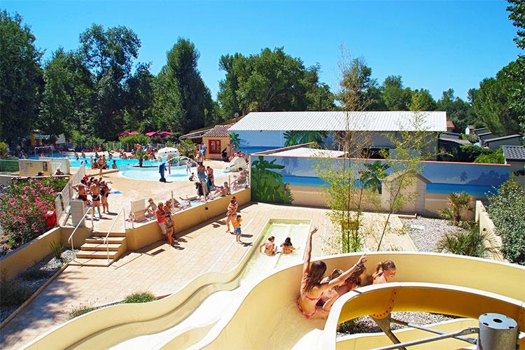 camping cevennes piscine