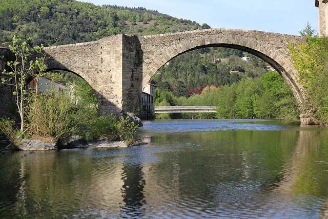 pont vieux st jean du gard