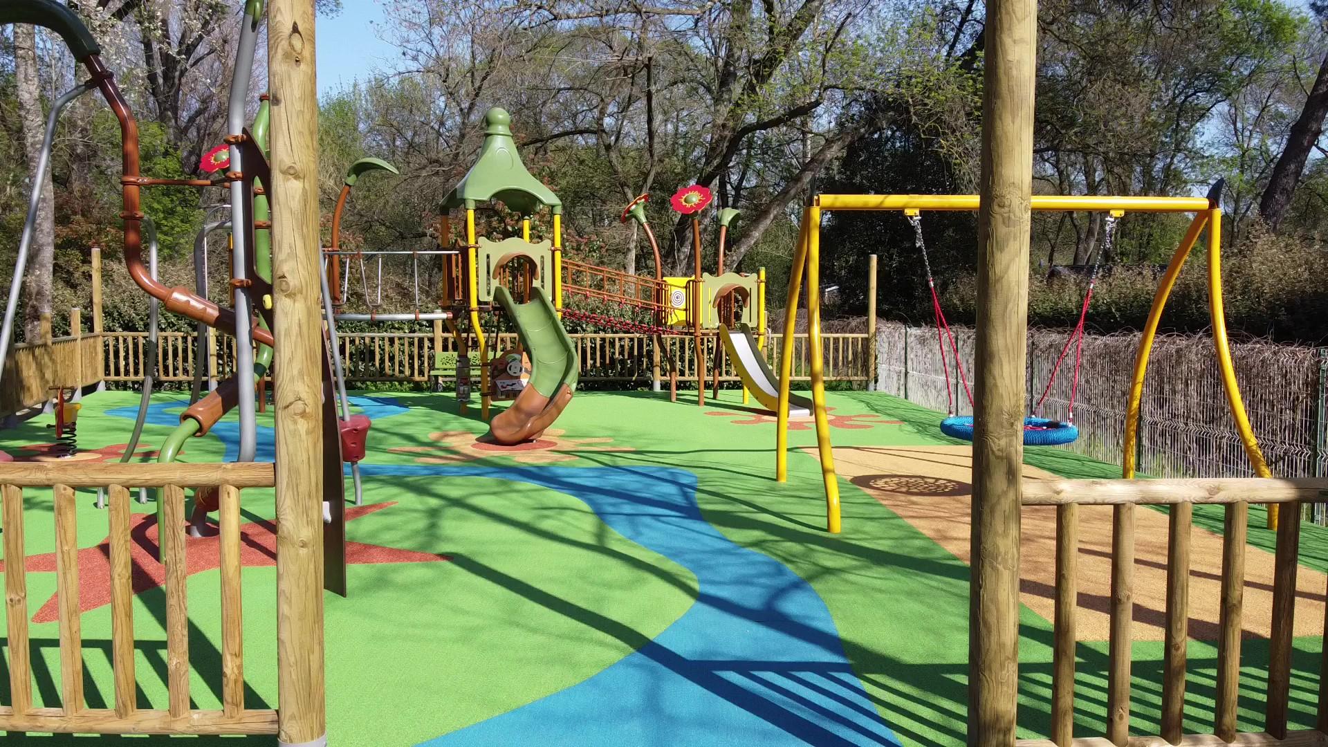 New Playground 2020