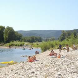 Gardon River Camping Domaine de Gaujac