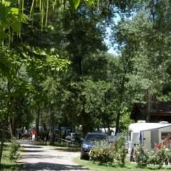 Camping Domaine de Gaujac