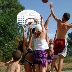 Sportieve activiteiten Camping Domaine de Gaujac