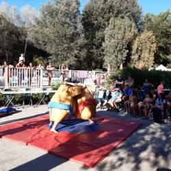 Kinderactiviteiten Camping Domaine de Gaujac