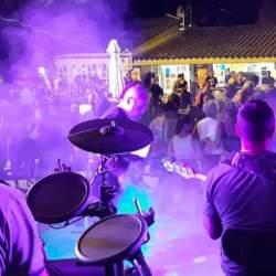 Dansavond Muzikaal concert Camping Domaine Gaujac