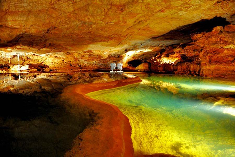 grottes anduze